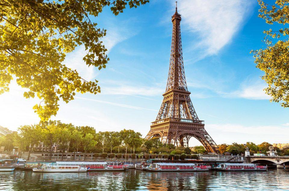 Obdivujte karavanom európske metropoly