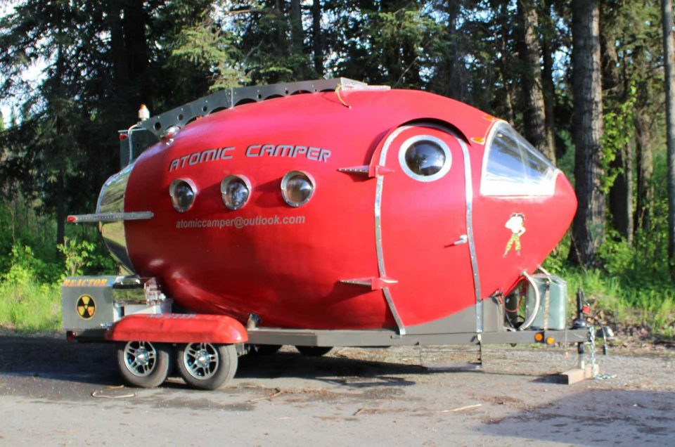 Najbizarnejšie karavany na svete